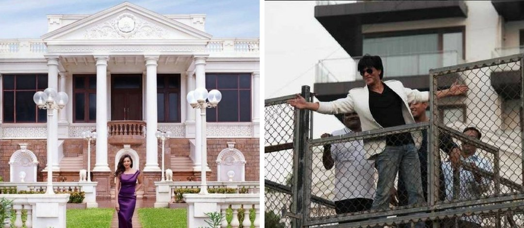 Image result for shahrukh khan house mannat