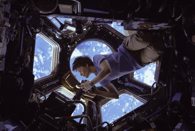 अंतरिक्ष में कैसा होता है 'एस्ट्रोनॉट्स' का घर?
