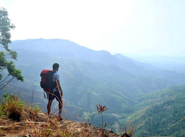 The breathtaking vistas will remain with you long after the aches and soreness from the hike subside. Image credit: Hiking Sri Lanka