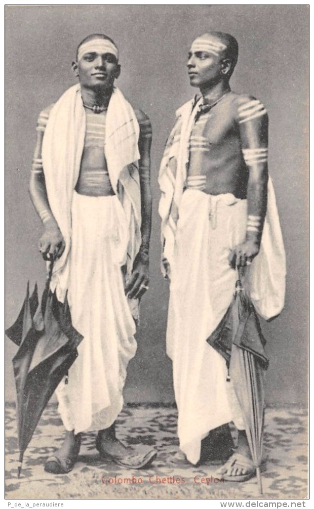 The Chetties can trace their origins all the way back to the Tana Vaisya trading caste in India. Image Credit: Wikipedia Commons