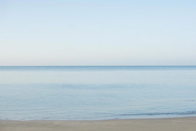 Mannar beach is small, but easy on the eyes. Image Credit: Thiva Arunagirinathan