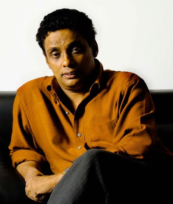 Prasanna Vithanage believes that film-makers, too, can help in the fight for justice. Image courtesy dbsjeyaraj.com