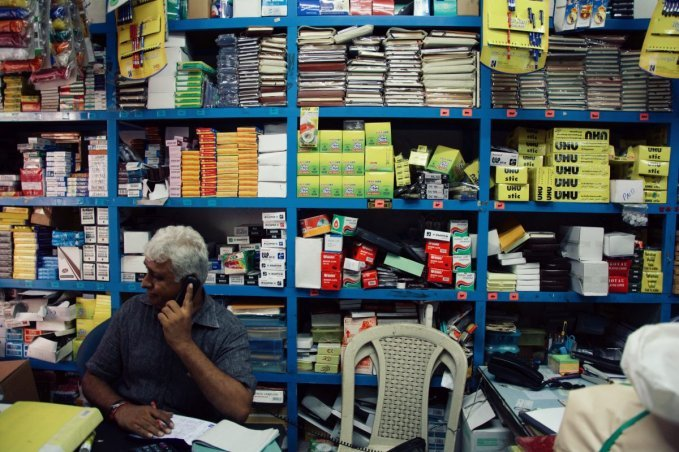The Hidden Stationery Shops Of Pettah
