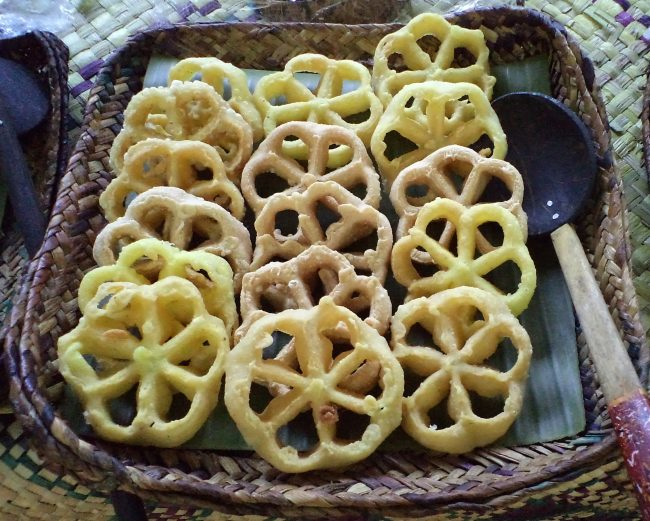 Your favourite avurudu snack is named after the Dutch koekjes. Image courtesy writer