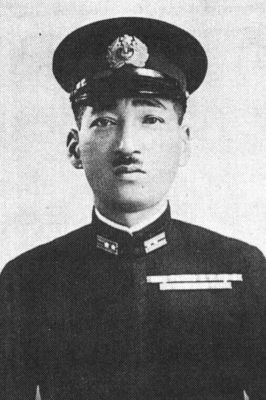 A mugshot of Commander Mitsuo Fuchida of the Japanese Imperial Fleet. Image courtesy: wikimedia.org