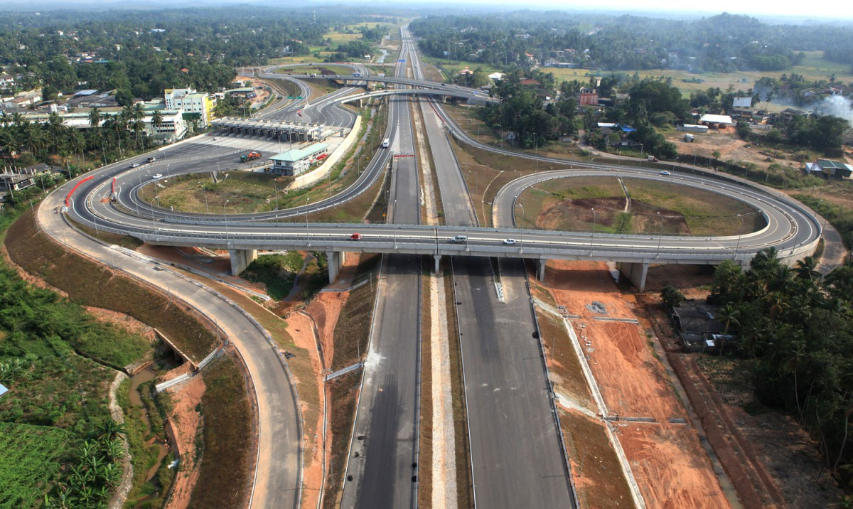 All Roads Lead to Nowhere: Sri Lanka's Meandering Expressway