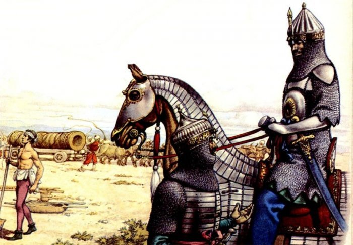 Kushan Dynasty Had Diplomatic Contacts with Han Dynasty of China. (Pic: )