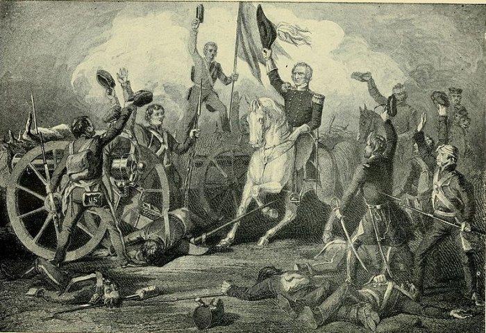 জেনারেল উইনফিল্ড স্কটের নৃশংসতা; Image Source: heritage-history.com